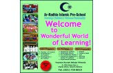 Ar Radhia Islamic Preschool